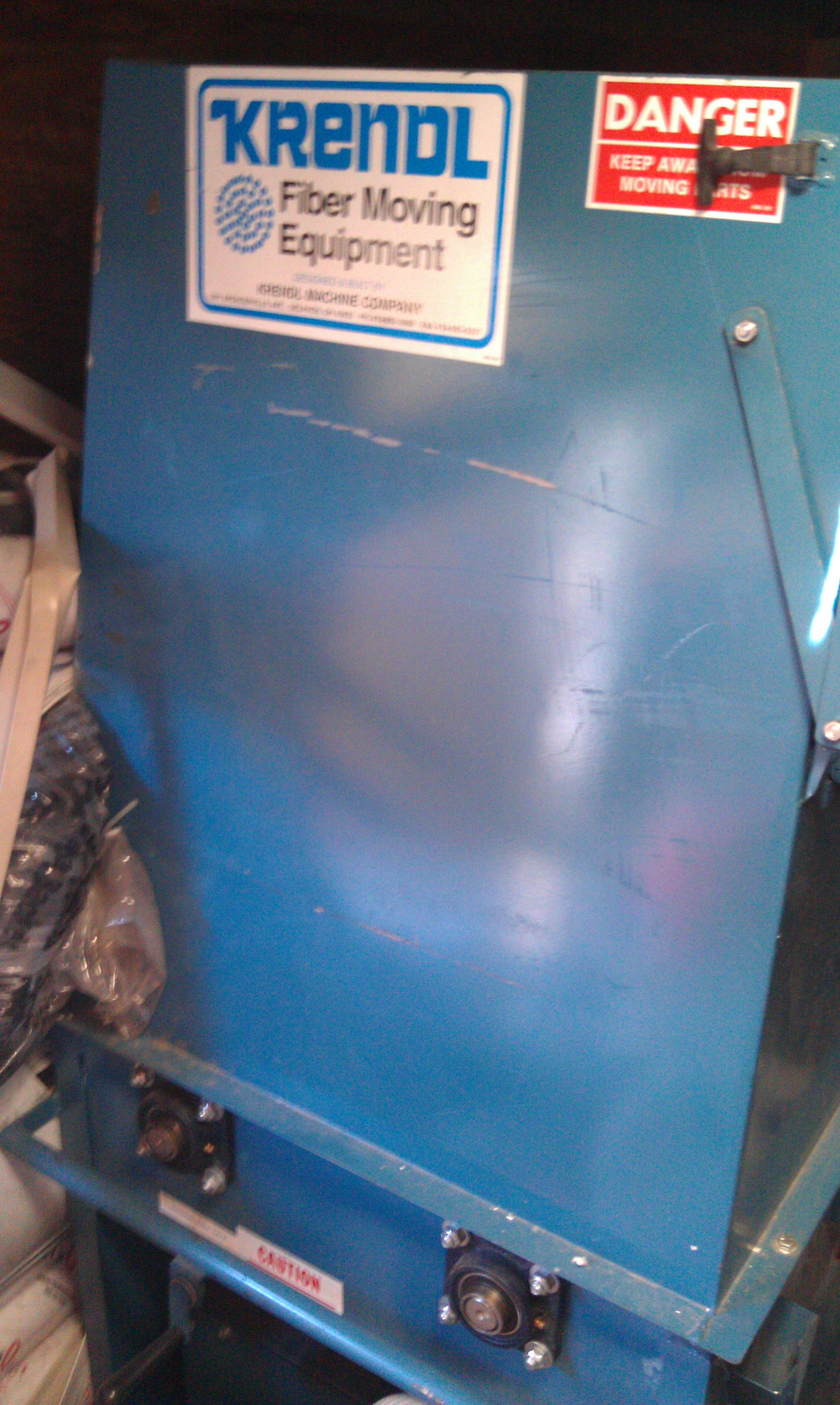 Used Krendl 2300 For 7 500 Insulationmachines Net