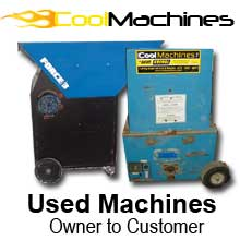 Single Machines to Truck systems!