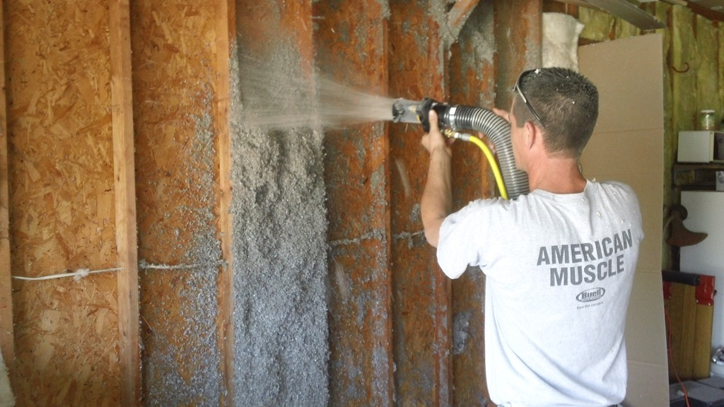 Wall Spray Training A Insulation Janesville Wisconsin