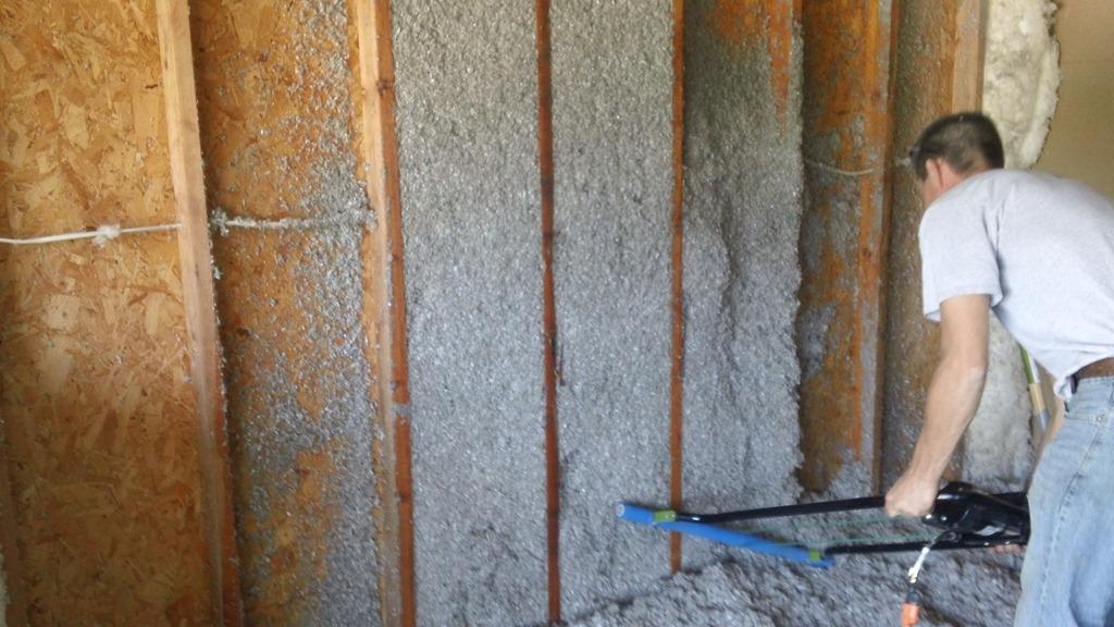 Wall Spray Training A Insulation Janesville Wisconsin