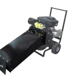 spray foam vacuum