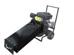 spray foam vacuum