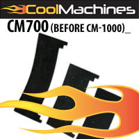 cm700 airlock seals cool machines
