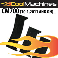 cm700 airlock seals for cool machines