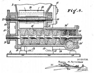 Patterson's Auger mechanism