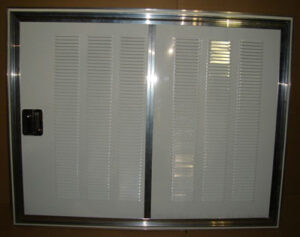 Generator Slider Door