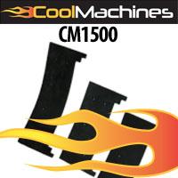 cm1500 airlock seals