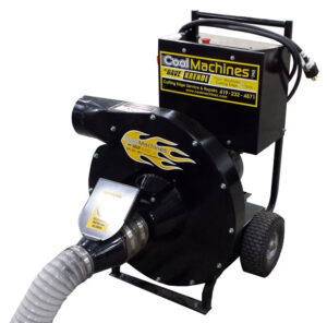 CoolVac Electric Insulation Vacuum