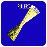 Rulers R-Value