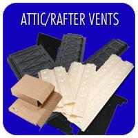 Attic (Rafter) Vents