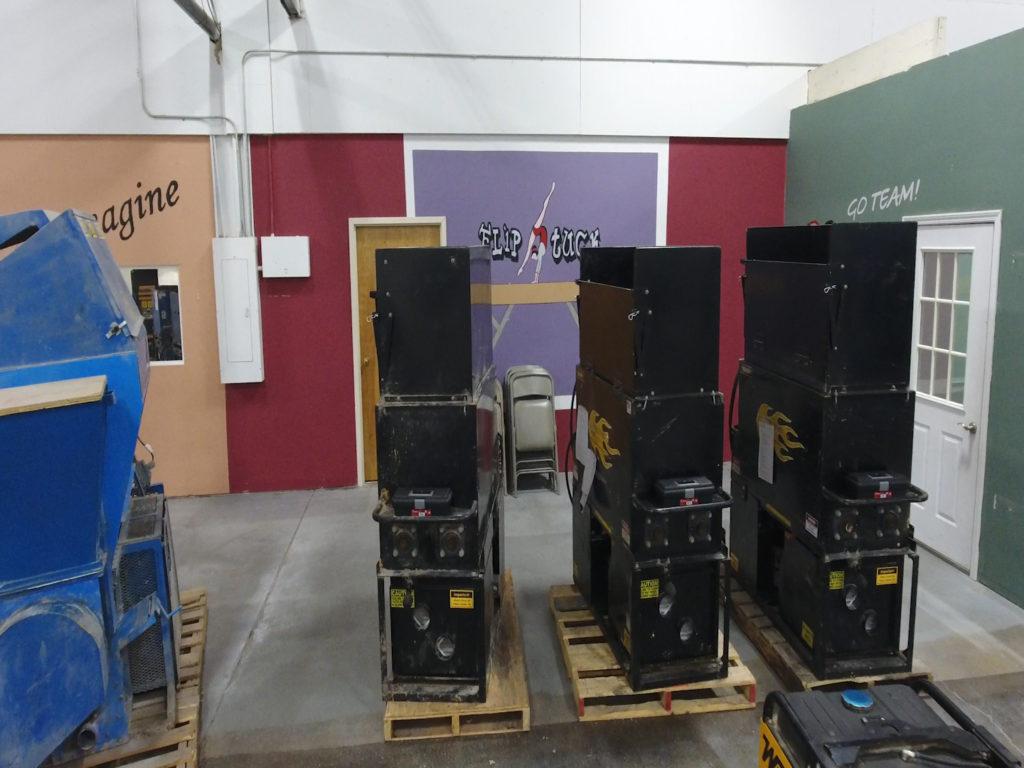 Used CM2400 Insulation Machine (Factory-certified warrantied)
