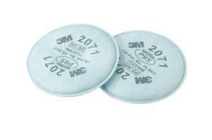 3M P95 Filter Disk, 1 pair/pack