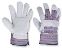 Gloves, Split Palm Leather