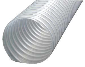 vacuum hose, clear urethane