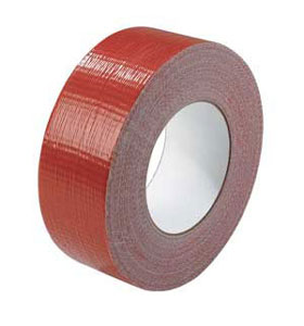 "Tape, Duct 1.87"" x 60 yd, 24 rl/cs - Red"
