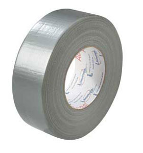 "Tape, Duct 1.87"" x 60 yd, 24 rl/cs"