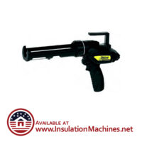 Electric Caulk Gun Pint sized cartridge by Albion