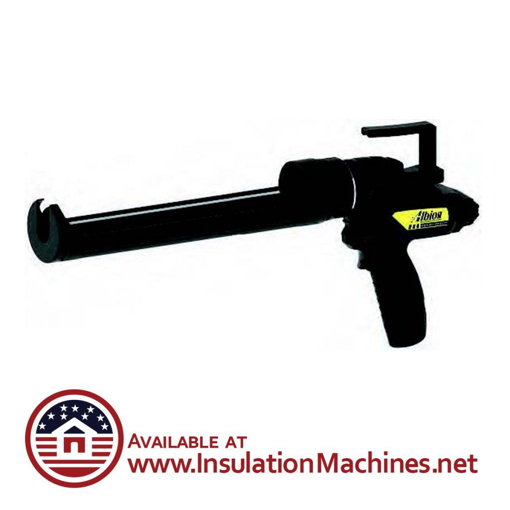 Albion Electric Caulk Gun, Quart