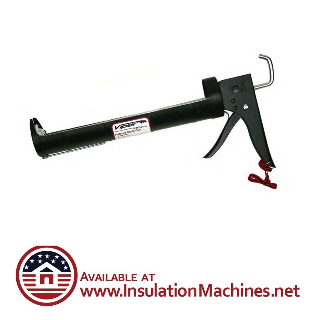 Albion Caulk Gun, Quart, 6:1