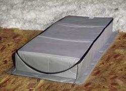 Attic Tent Insulated Access Cover