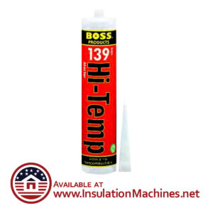 Firestop Caulk Boss 139 High Temp