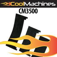 cm3500 airlock seals
