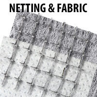 Netting & Fabric