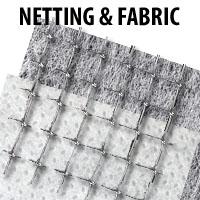 Netting & Fabric