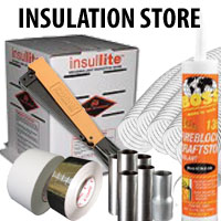Insulation Tools and Supplies